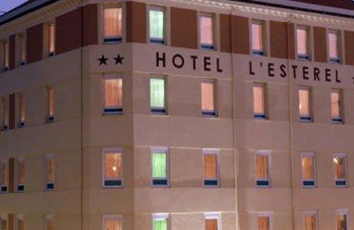 Esterel Hôtel 2 étoiles à Cannes