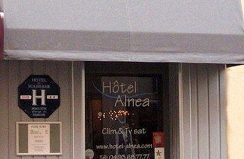 Alnea Hôtel 2 étoiles à Cannes