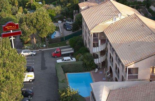 Belvedere Hôtel 2 étoiles