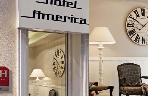 America Hôtel 4 étoiles à Cannes