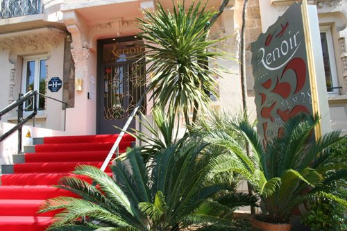 Renoir Boutique Hôtel 4 étoiles à Cannes