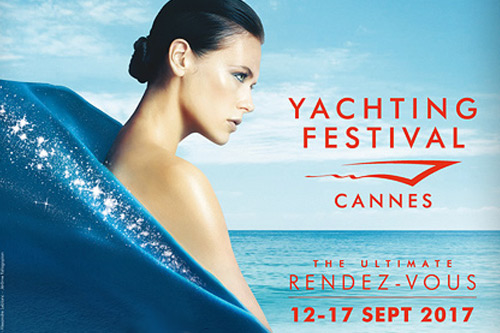 cannes yachting festival affiche